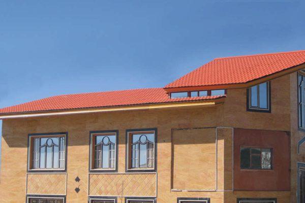 سقف شیروانی (1)