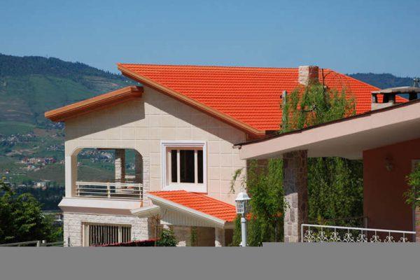 سقف شیروانی (3)