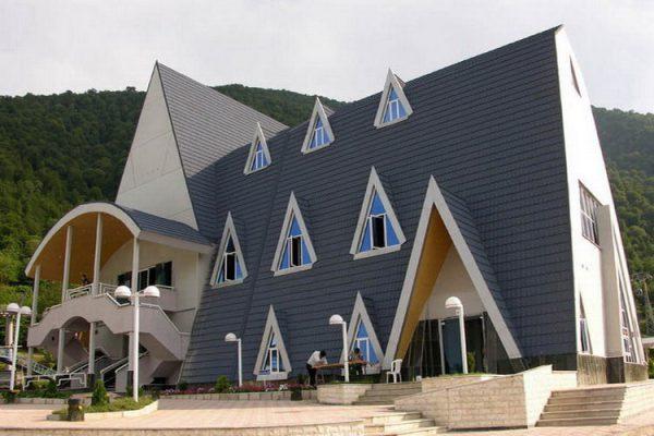 سقف شیروانی (7)