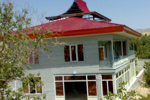 سقف شیروانی (9)