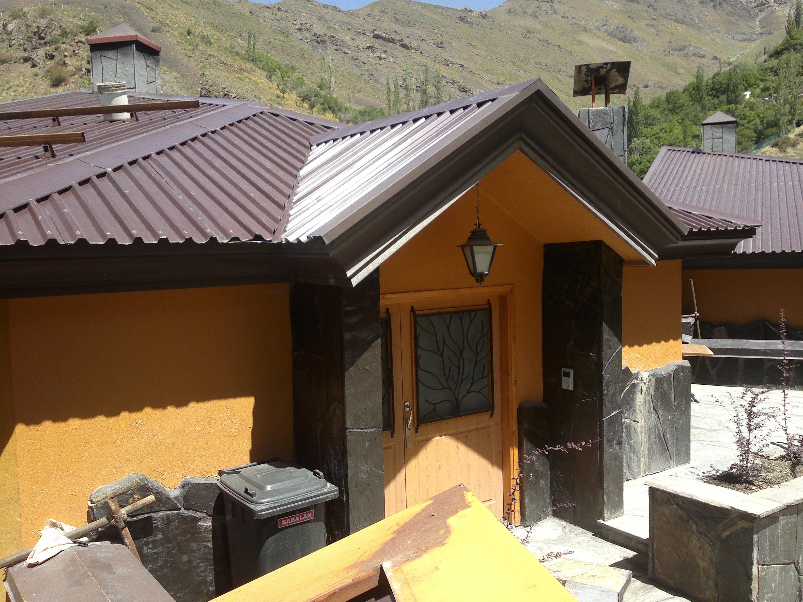مزایای سقف شیروانی