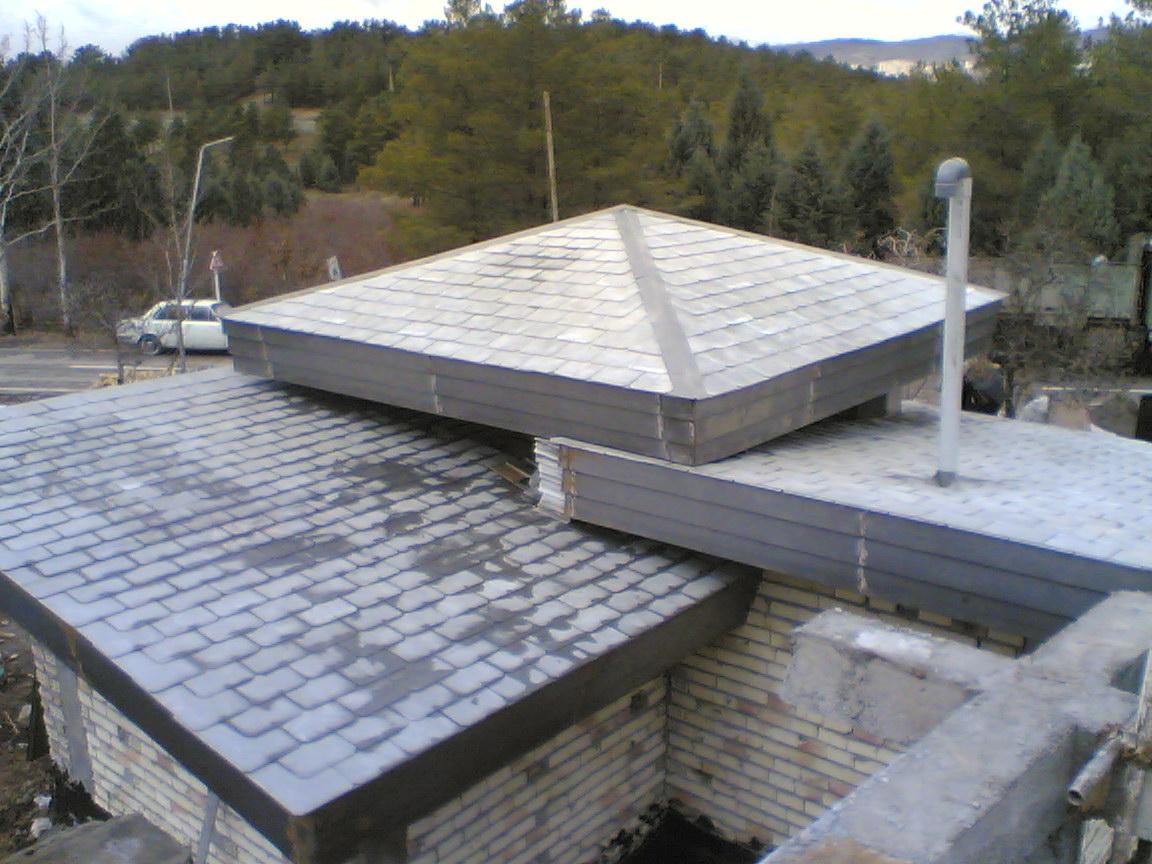 سقف آردواز