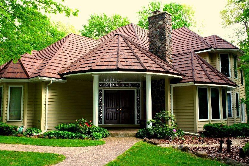 انواع سقف شیروانی